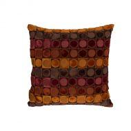 Dutch Bone Ottava kussen oranje rood