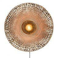 GOOD & MOJO wandlamp Kalimantan L