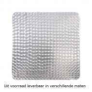 Rvs indoor tafelblad 700x700 mm