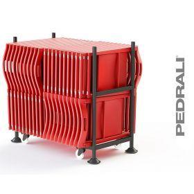 Pedrali transportwagen Enjoy 465