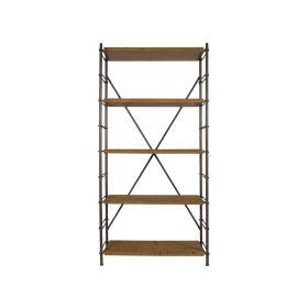 Iron shelf plankenkast