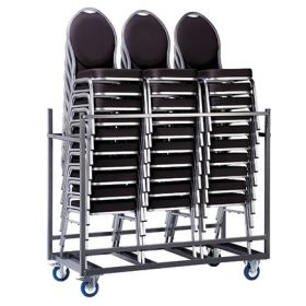 Transportkar t.b.v. stackchairs