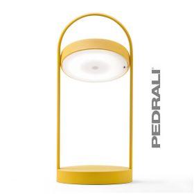 Pedrali lamp Giravolta 1799 geel