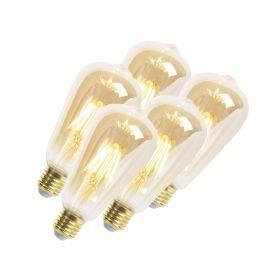 LED Goldline lamp E27 - 5W