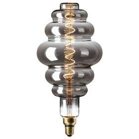 Calex LED XXL Paris Titanium lamp