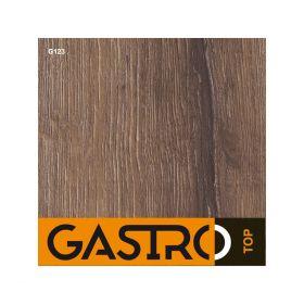 Gastrotop tafelblad Castle Oak dark