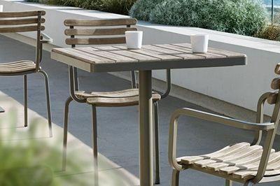 Horeca houten tafelbladen