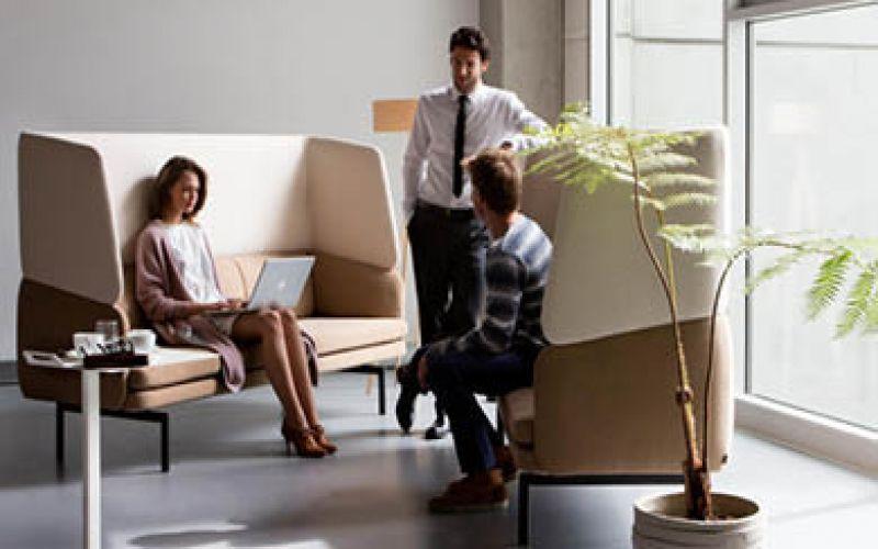 Het nieuwe werken: kantoor wordt ontmoetingsplek